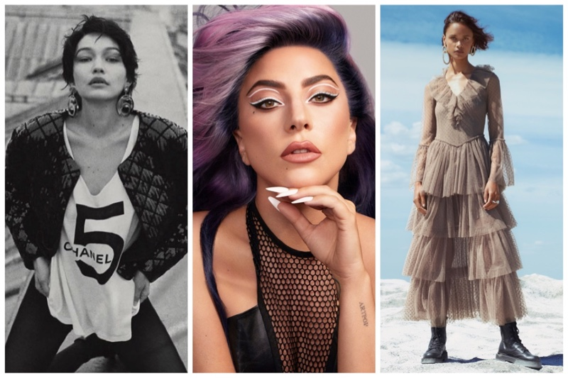 Week in Review | Gigi Hadid's New Cover, Sandra Mansour x H&M, Lady Gaga Beauty + More