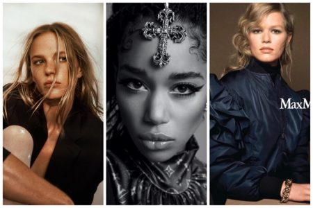 Week in Review | Anne V's New Cover, Max Mara Fall Ads, Laura Harrier for V + More