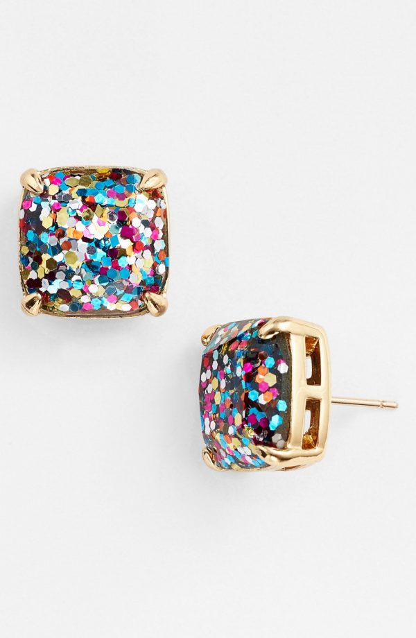 Women's Kate Spade New York Glitter Stud Earrings