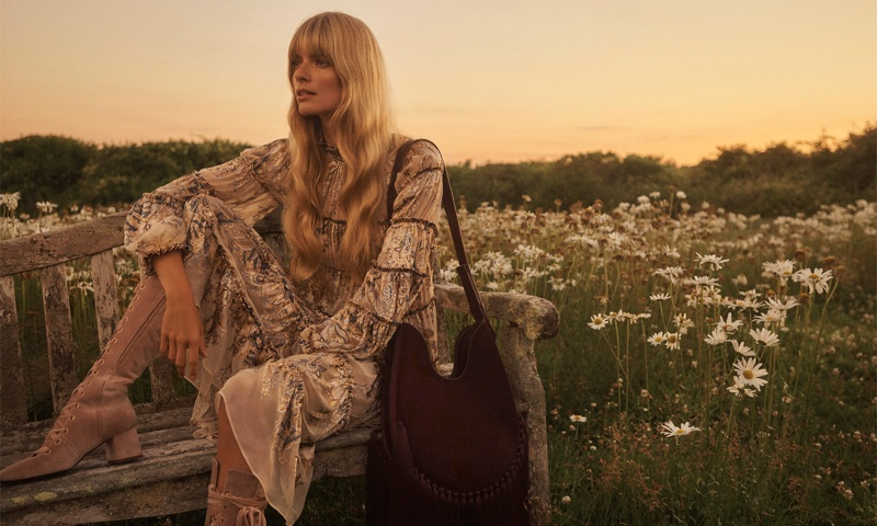 Zimmermann unveils fall 2020 campaign.