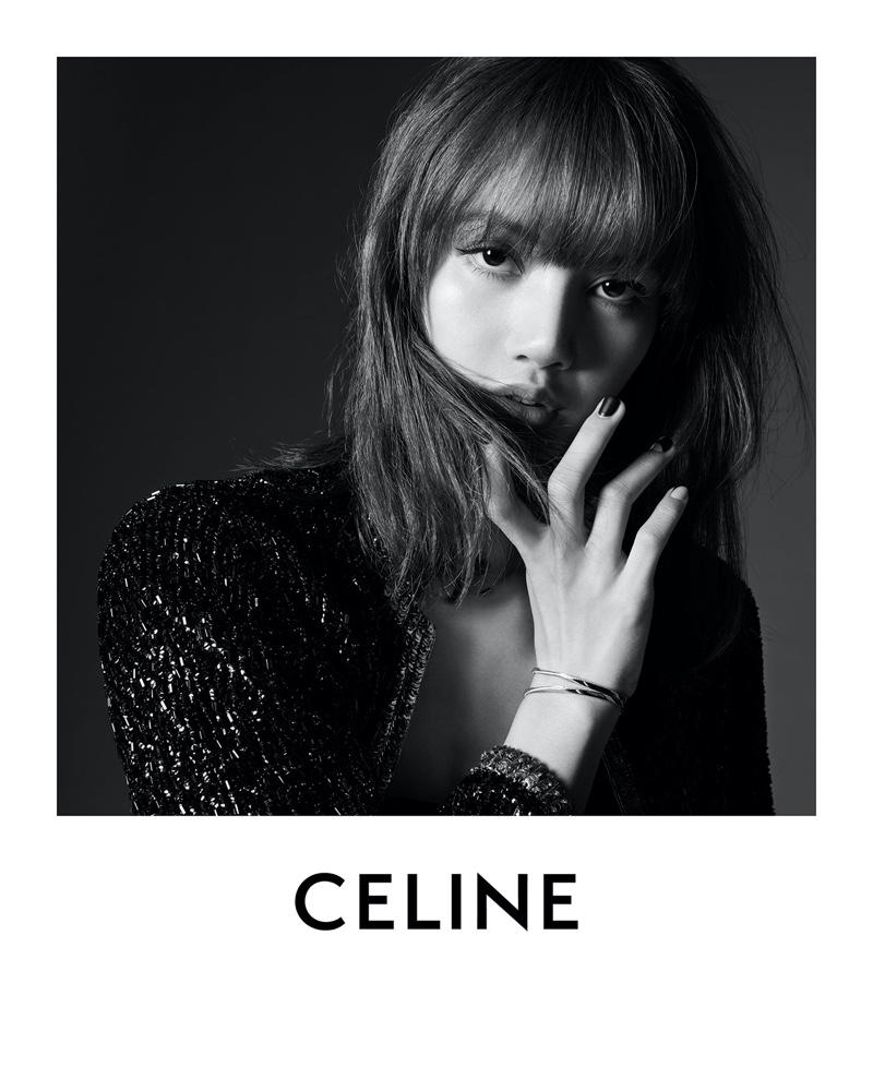 Celine taps Lisa of Blackpink for a global ambassador role.
