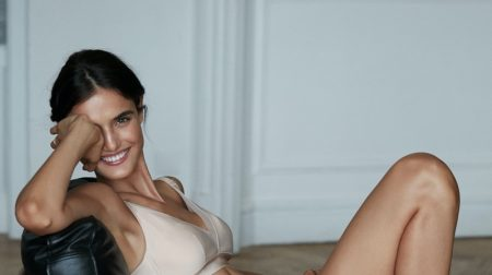 Blanca Padilla Strips Down to Lingerie Looks for ELLE Spain