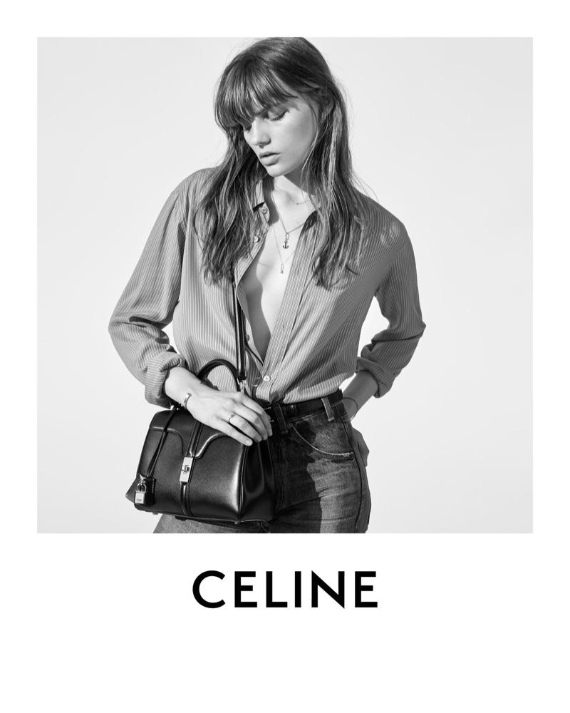 Celine unveils winter 2020 campaign.
