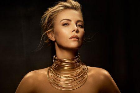Charlize Theron stars in Dior J'adore eau de parfum Infinissime campaign.