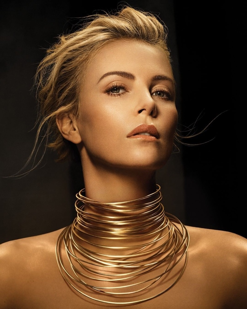 Dior J'adore unveils eau de parfum Infinissime campaign with Charlize Theron.