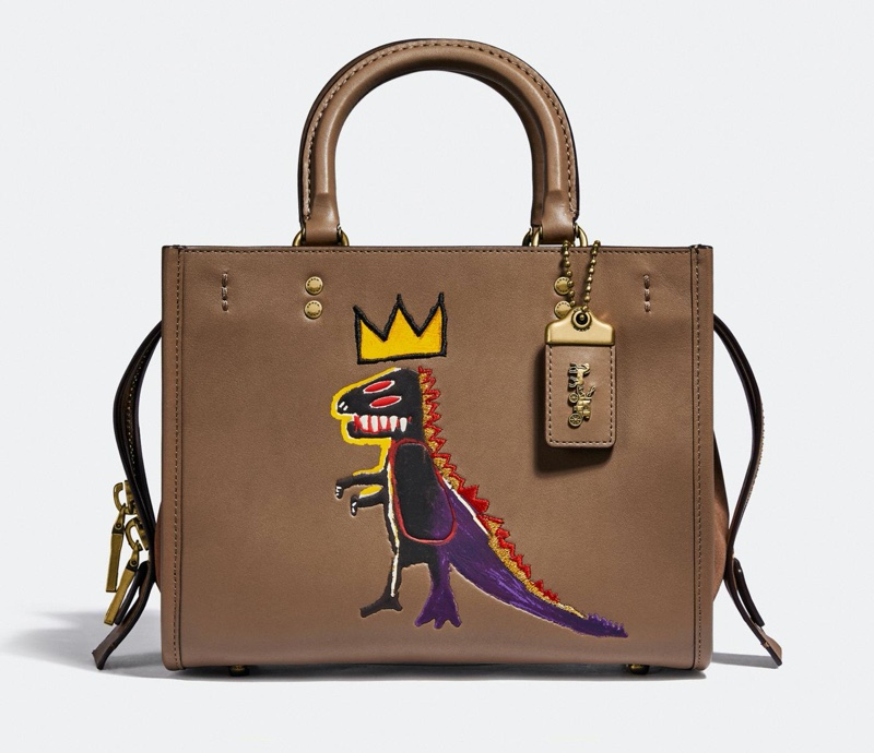 Coach x Jean-Michel Basquiat Rogue 25 Bag $795