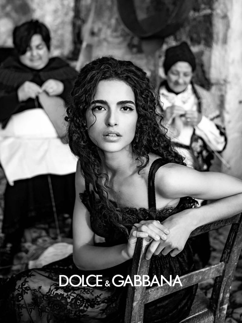Dolce & Gabbana celebrates craftsmanship with fall-winter 2020 campaign.