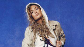 Jennifer Lopez Fronts Coach x Jean-Michel Basquiat Campaign