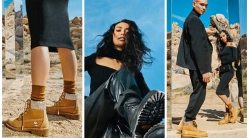 Jimmy Choo x Timberland boots