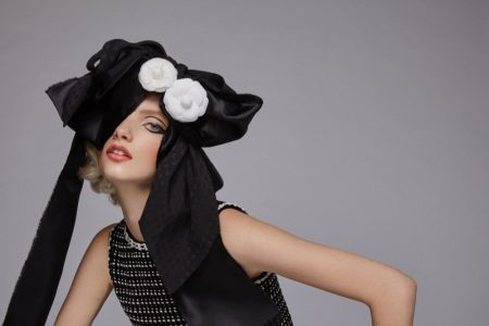 Kristin Drab Embraces Elegant Chanel Beauty for ELLE Thailand