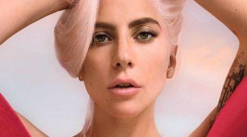 Lady Gaga stars in Valentino Voce Viva fragrance campaign.