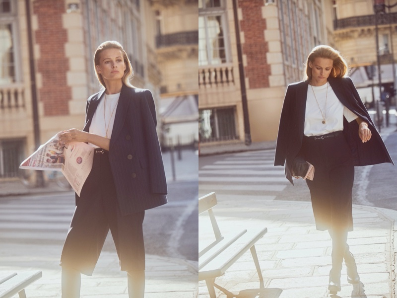 Massimo Dutti unveils Living in the City fall-winter 2020 editorial.