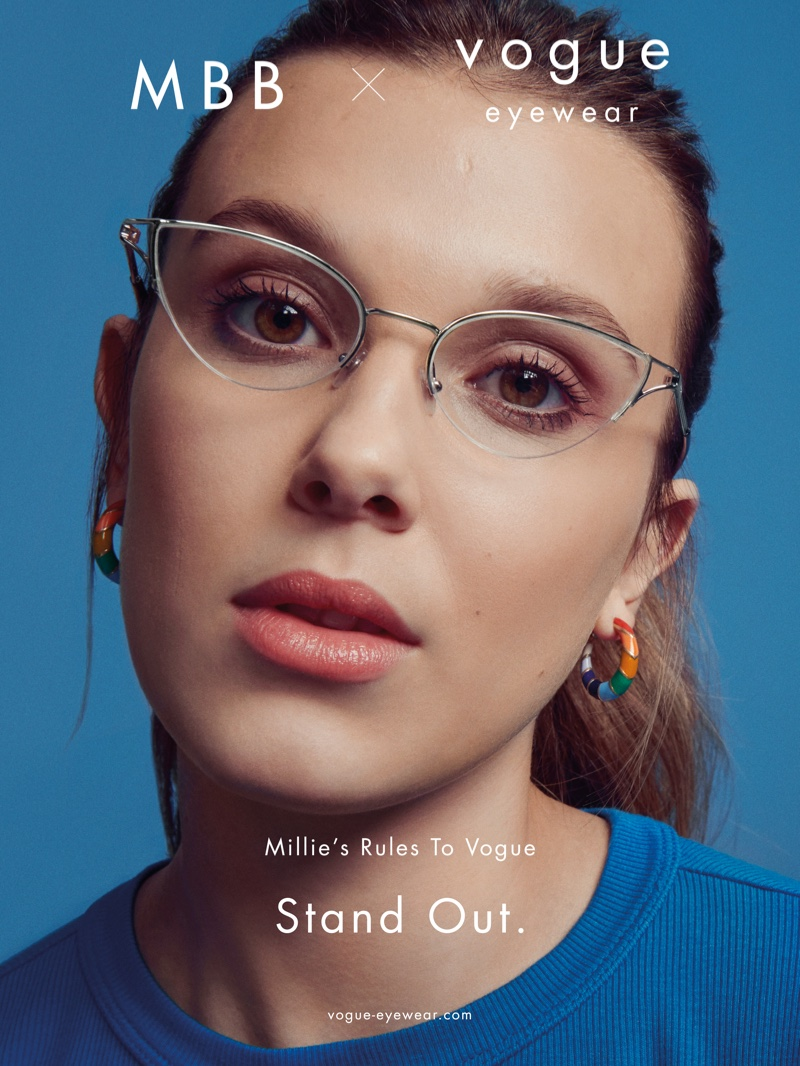 Stand Out: MBB x Vogue Eyewear collaborate on second collection.