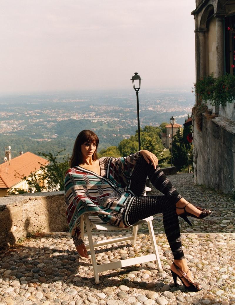 Missoni sets fall-winter 2020 campaign in scenic Italy.
