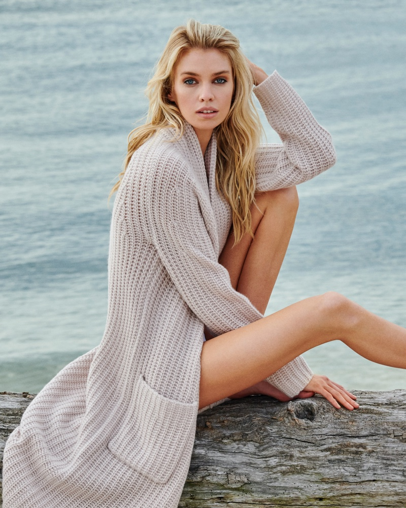 An image from Naked Cashmere's fall 2020 campaign.