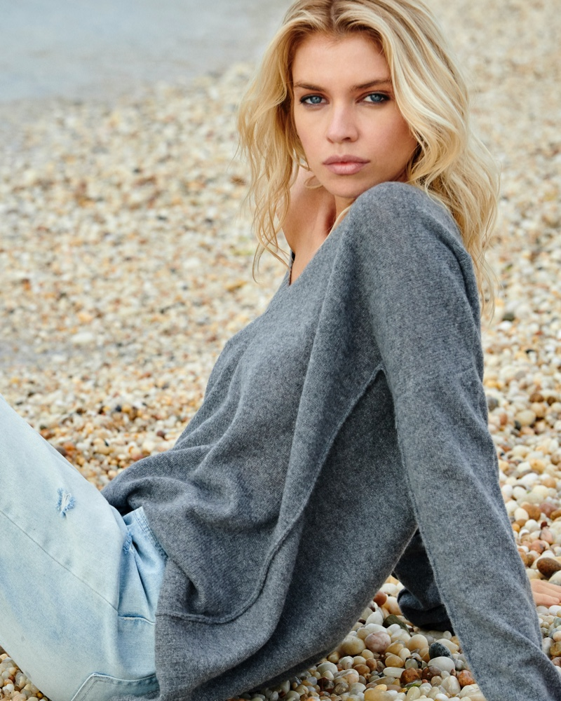 Naked Cashmere unveils fall 2020 campaign photographed in The Hamptons.