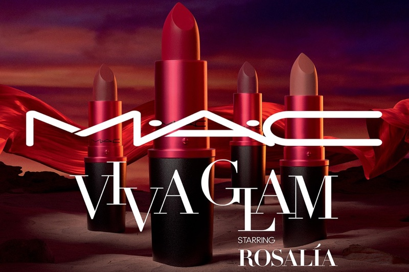 A look at MAC's Viva Glam 26 lipstick.