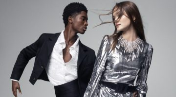 Shayna & Alton Take the Spotlight in L'Officiel USA