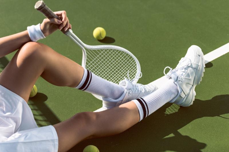 Tennis Shoes Sneakers Sport