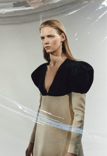 Viktoria Lulko Graces the Pages of Vogue Ukraine