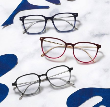 Warby Parker Studio Edition glasses
