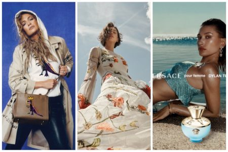 Week in Review | Irina Shayk's New Cover, Versace Fragrance, Jennifer Lopez for Coach + More