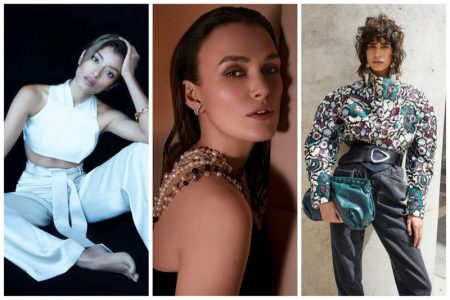 Week in Review | Rola in ELLE Japan, Isabel Marant Fall Ads, Keira Knightley for Chanel + More
