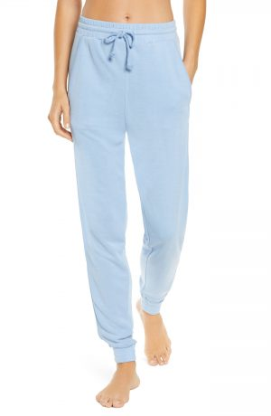 Women's Free People Fp Movement Back Into It Joggers, Size X-Small - Blue