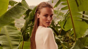 Ymre Stiekema Embraces Natural Looks for Harper's Bazaar Turkey