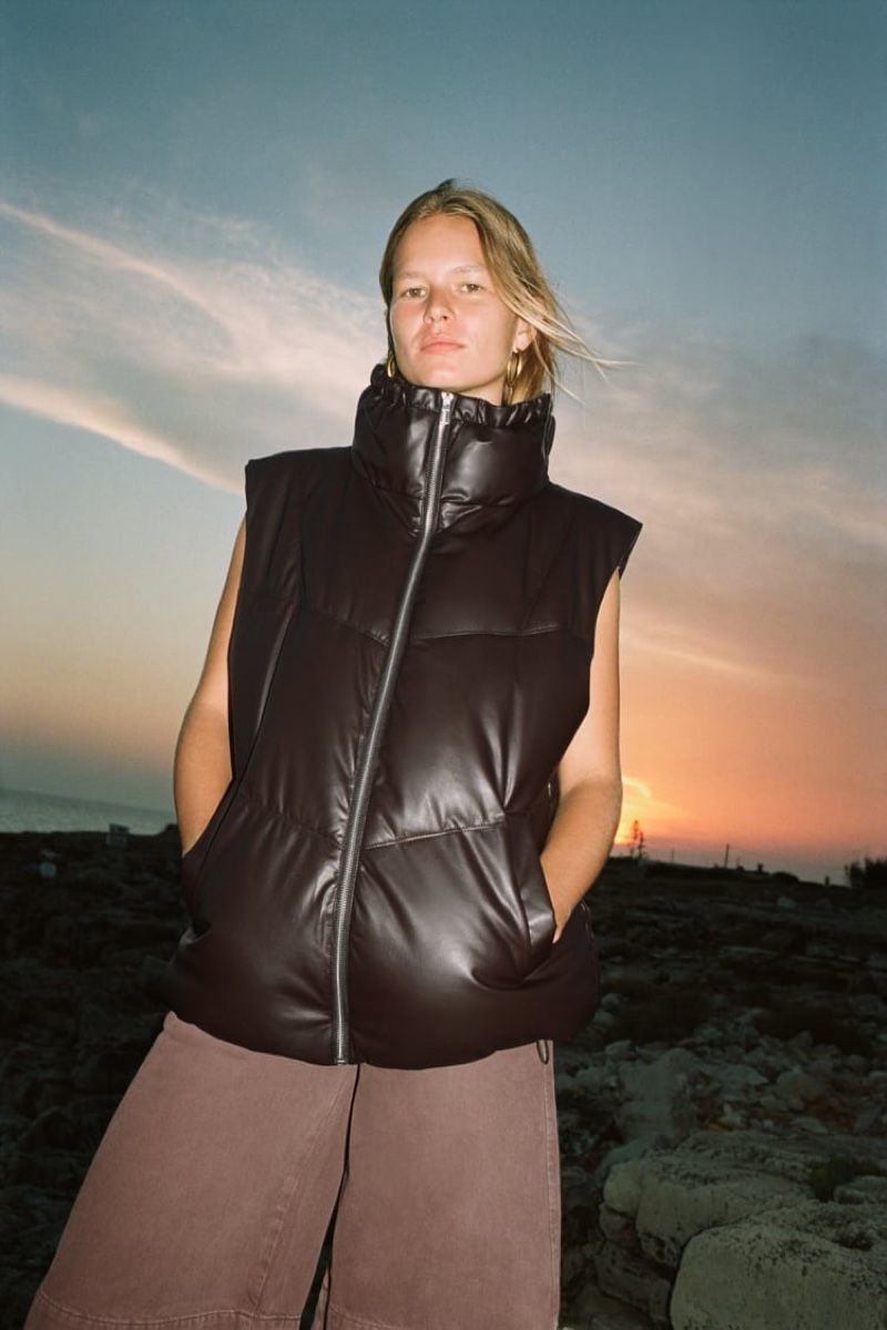 Anna Ewers Wears Cool Girl Styles From Zara