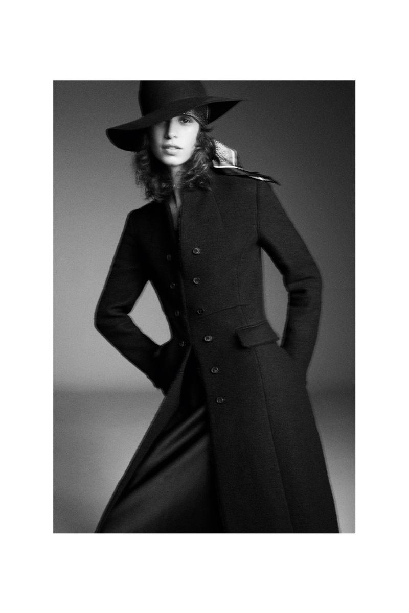 Mica Arganaraz Embraces Zara's Fall 2020 Trends
