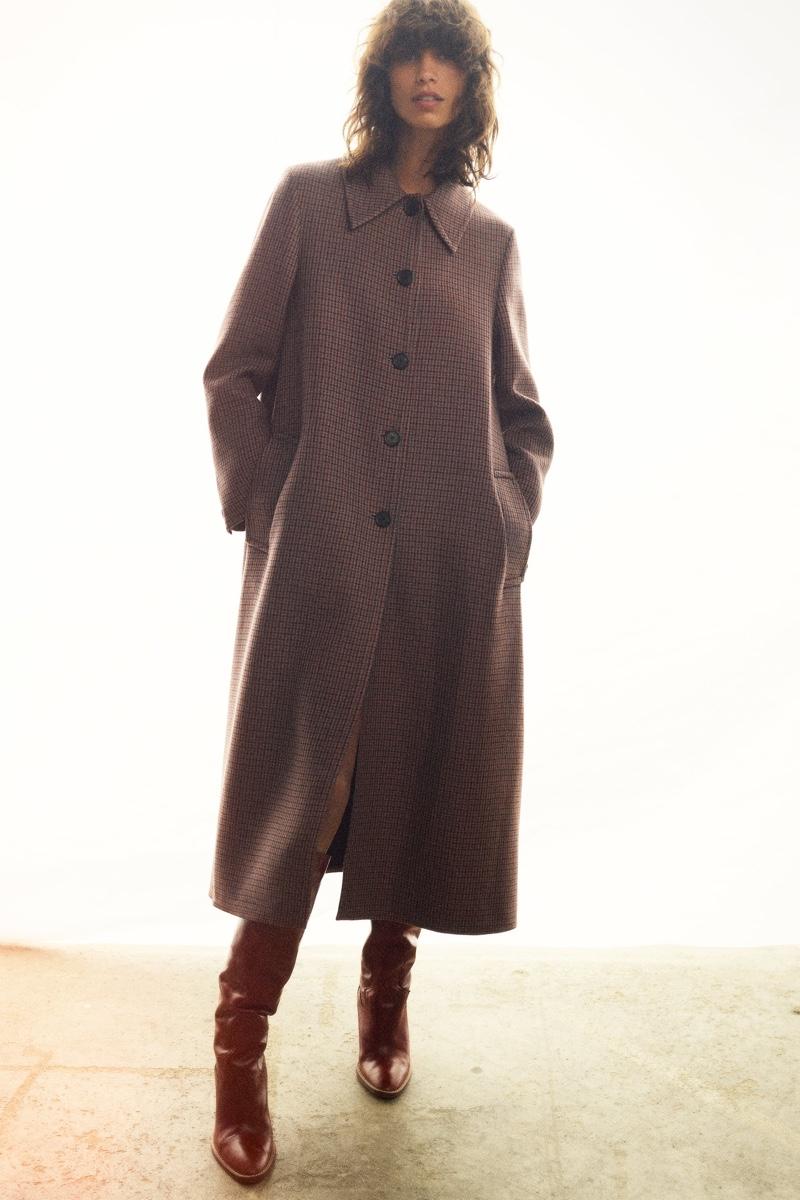Zara Limited Edition Coat.
