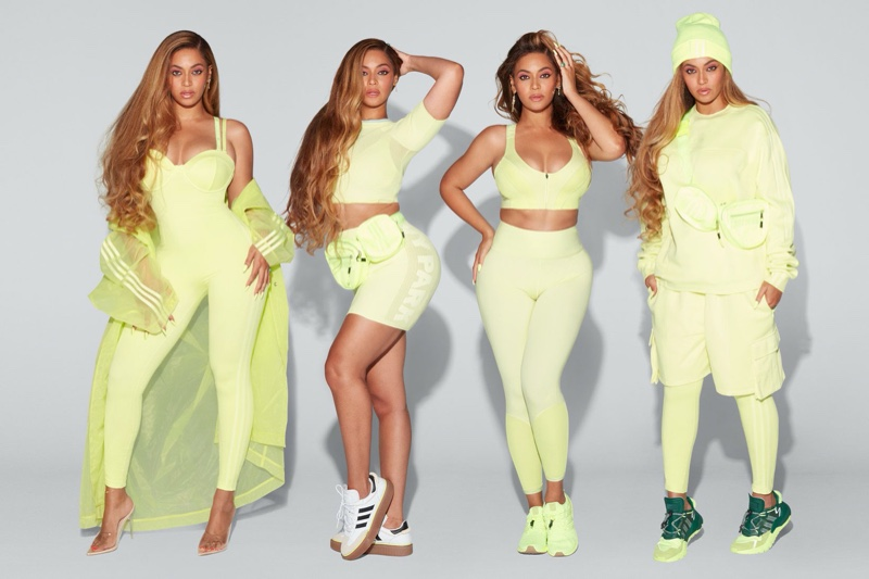 Beyonce stars in Ivy Park x adidas Drop 2 campaign.