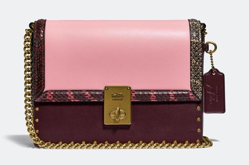 Coach x Jennifer Lopez Hutton Shoulder Bag $495