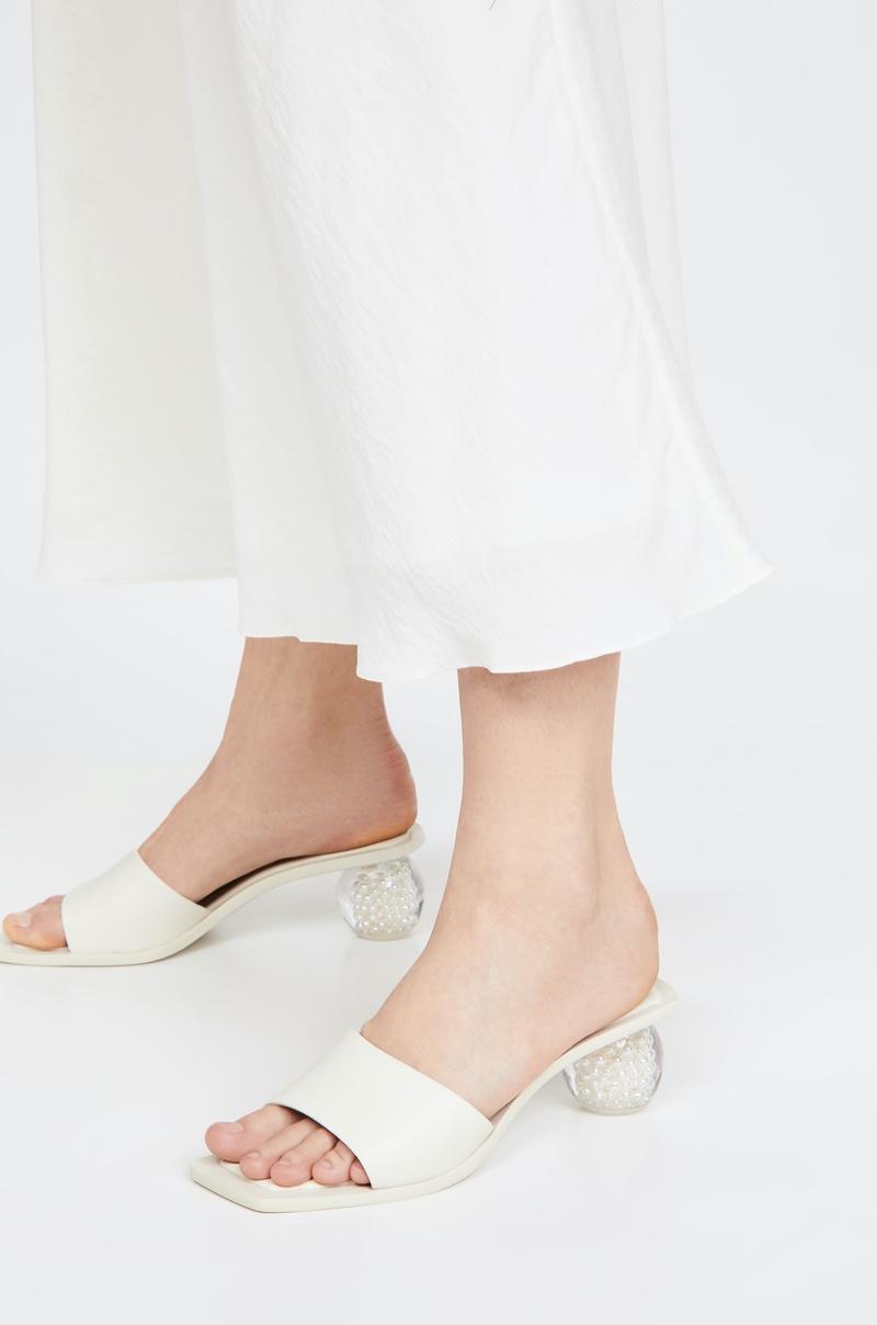 Cult Gaia Tao Sandals $428