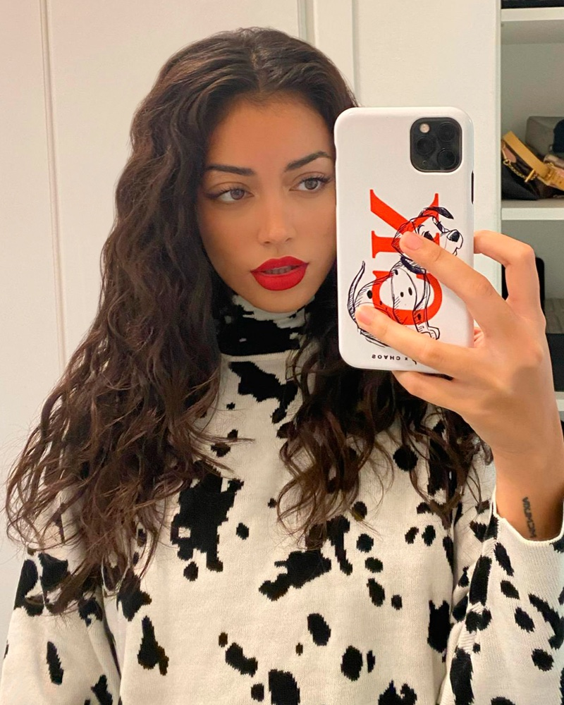 Cindy Kimberly channels 101 Dalmatians for CHAOS x Disney Classics.