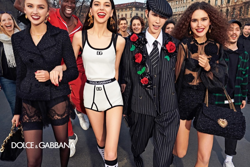 Dolce & Gabbana unveils fall 2020 campaign.