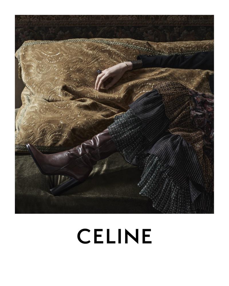 Celine unveils winter 2020 part 2 campaign.