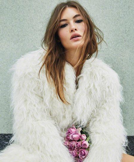 Grace Elizabeth Models Cool Girl Fashion for Vogue Russia