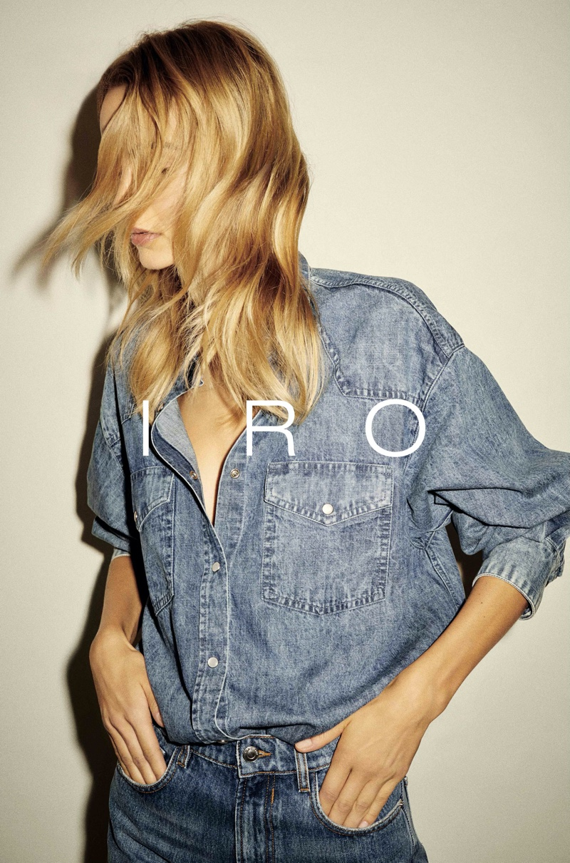 IRO unveils fall-winter 2020 campaign.