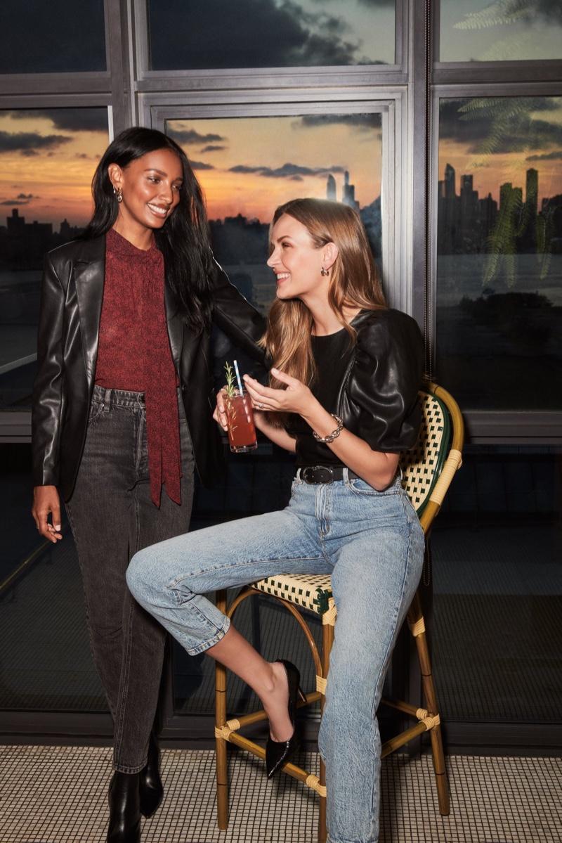 Josephine & Jasmine Team Up for Dynamite Fall 2020 Campaign