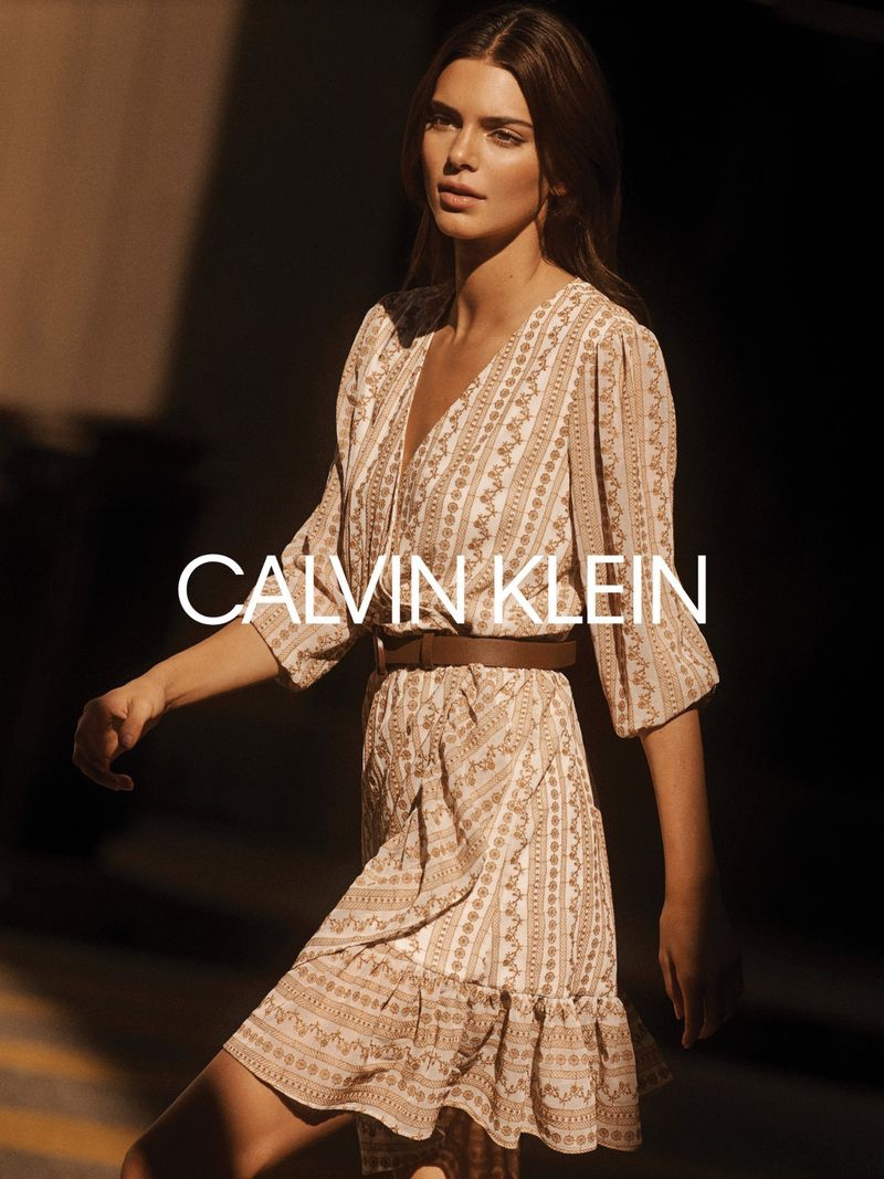 Kendall, Mayowa & Rebecca Are City Chic in Calvin Klein Fall 2020 Campaign