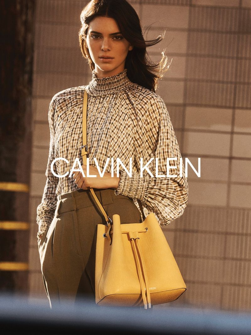 Calvin Klein taps Kendall Jenner for fall-winter 2020 campaign.