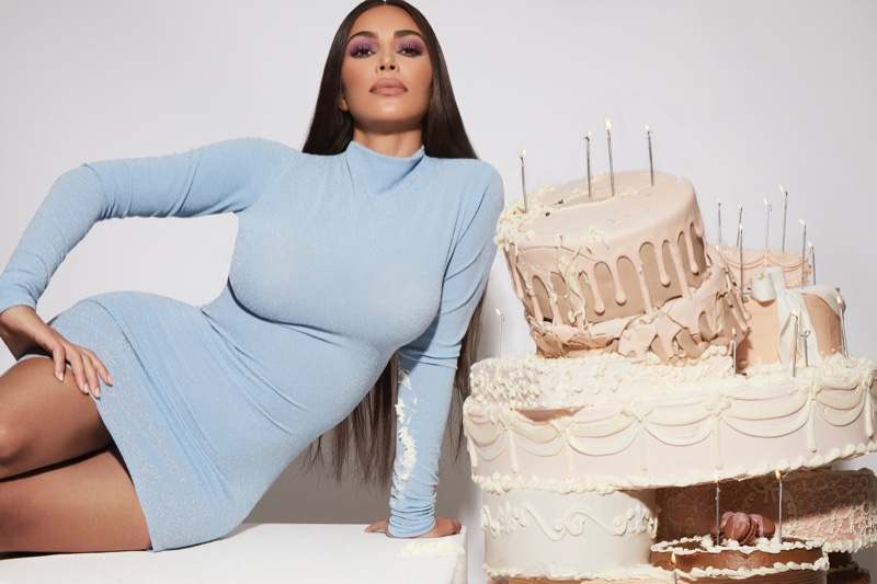 KKW Beauty celebrates Kim Kardashian's birthday with Opalescent collection.