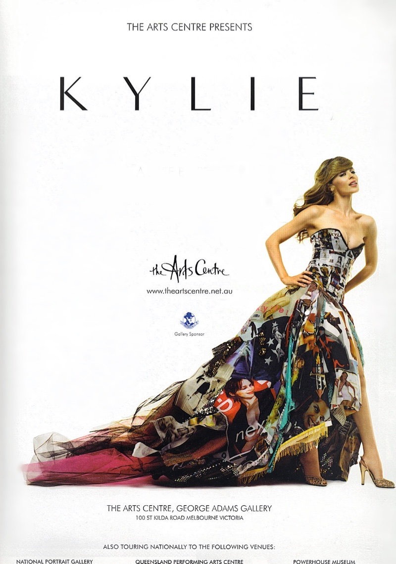 Kylie Minogue photographed by Xevi Muntané.