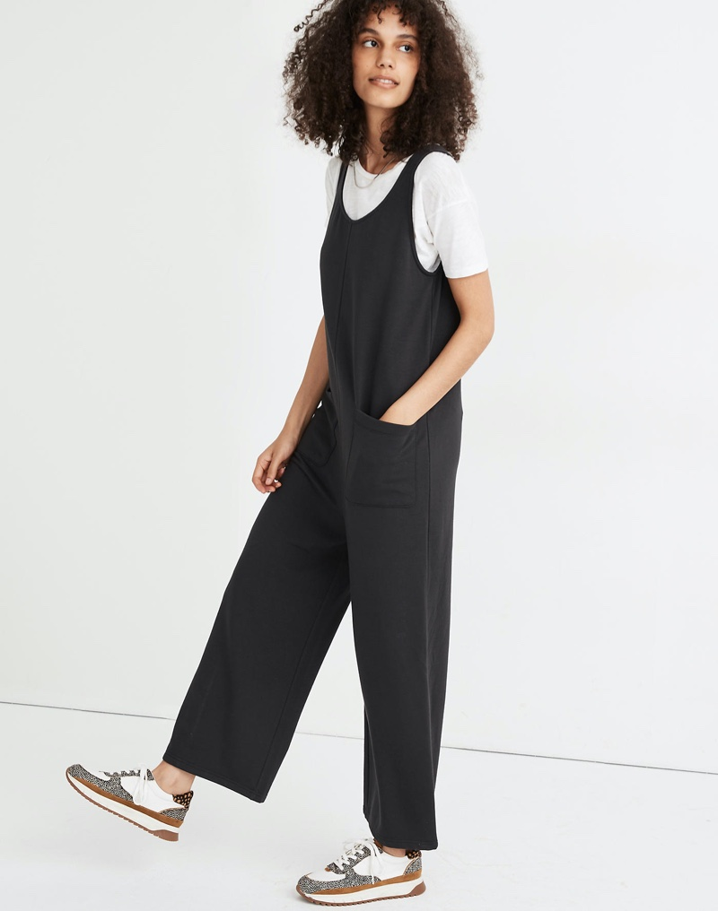 MWL Superbrushed Pull-On Jumpsuit $98