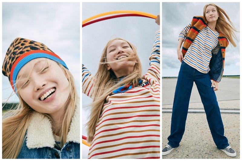 Madewell Kule clothing collaboration