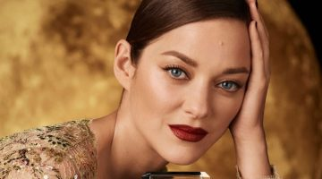 Marion Cotillard stars in Chanel No. 5 fragrance campaign.