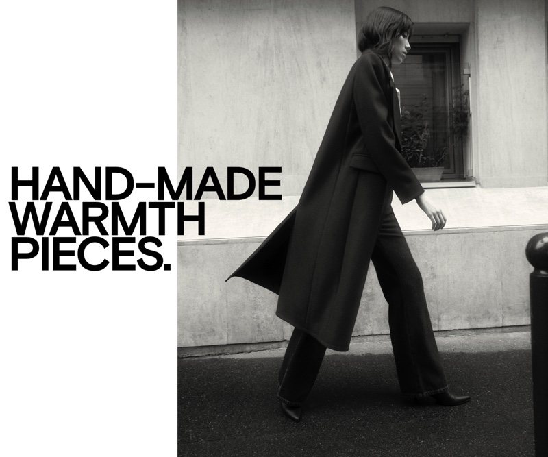 Winter Incoming: Grace Hartzel Wears Massimo Dutti Outerwear