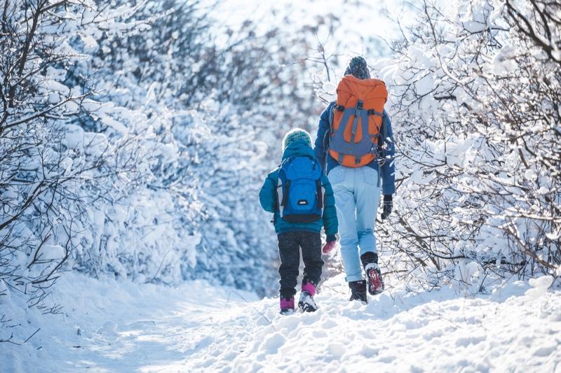Mother Sun Hiking Winter Snow Backpacks